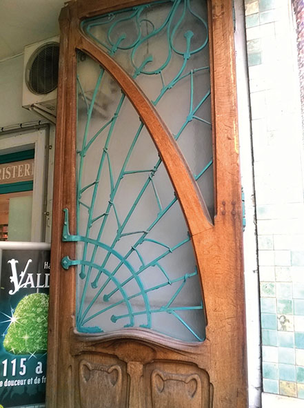 porte pharmacie rue de la Visitation