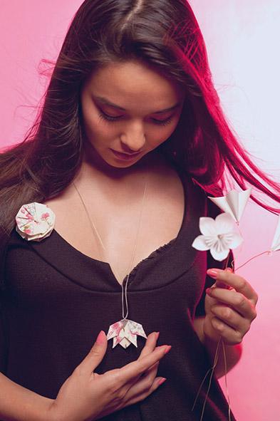Savannah Dusson - Origami 2