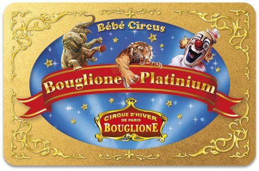 bebe cirque carte