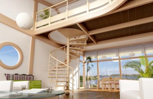 une mezzanine dans votre maison lorraine magazine. Black Bedroom Furniture Sets. Home Design Ideas