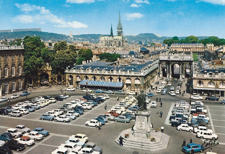 """Résultat de recherche d'images pour """"place stanislas"""""""