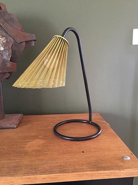 Lampe Mathieu Mategot - Crédit Les Années Modernes