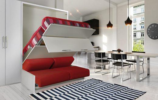 canap lit pour studio pliage canap lit canaps pour le. Black Bedroom Furniture Sets. Home Design Ideas