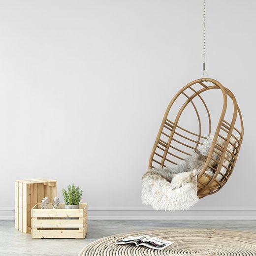 bien installer son fauteuil suspendu lorraine magazine. Black Bedroom Furniture Sets. Home Design Ideas