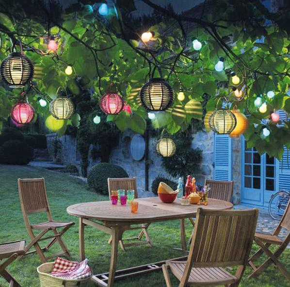 Un éclairage Au Top Pour Mon Jardin Lorraine Magazine