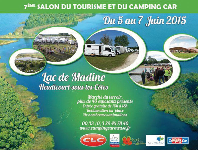 Leclerc amilly horaire for Salon du camping car toulouse 2017