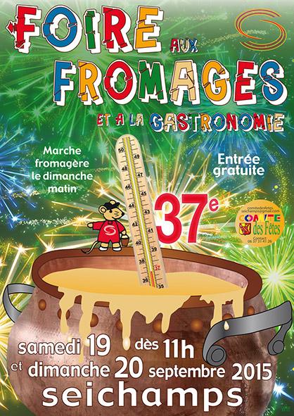37e foire aux fromages et a la gastronomie « Lorraine Magazine